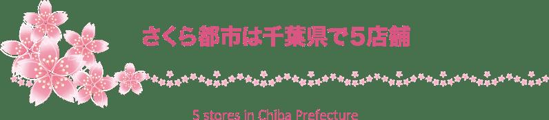 千葉県木更津市を中心とした さくら都市は千葉県で5店舗 不動産情報